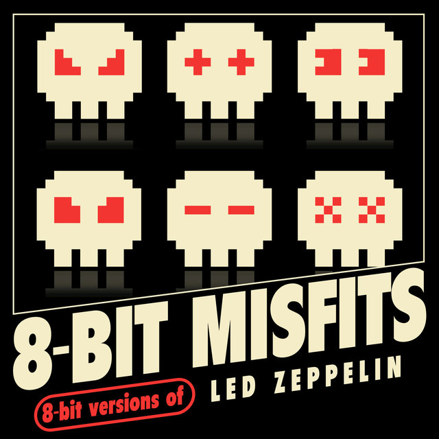 8-Bit Versions of Led Zeppelin