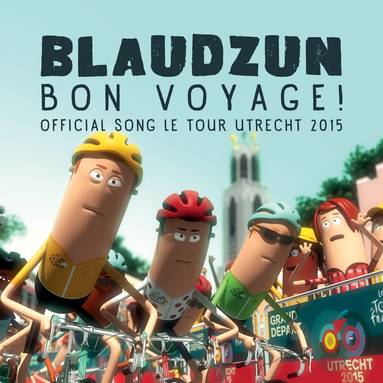 Bon Voyage! (Official Song Le Tour Utrecht)