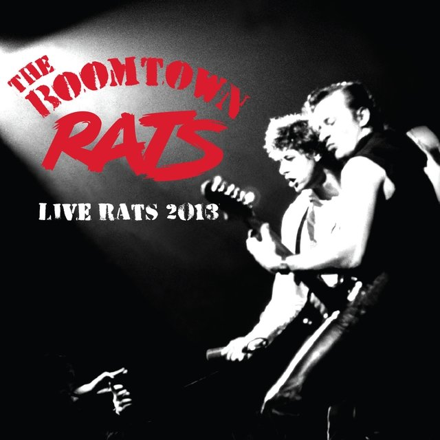 Live Rats 2013 at the London Roundhouse