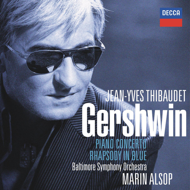 Gershwin: Rhapsody In Blue; Piano Concerto etc