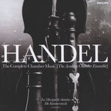 Handel: Trio Sonata for Flute, Violin and Continuo in E minor, Op.5, No. 3, HWV 398 - 3. Sarabande (Largo assai)