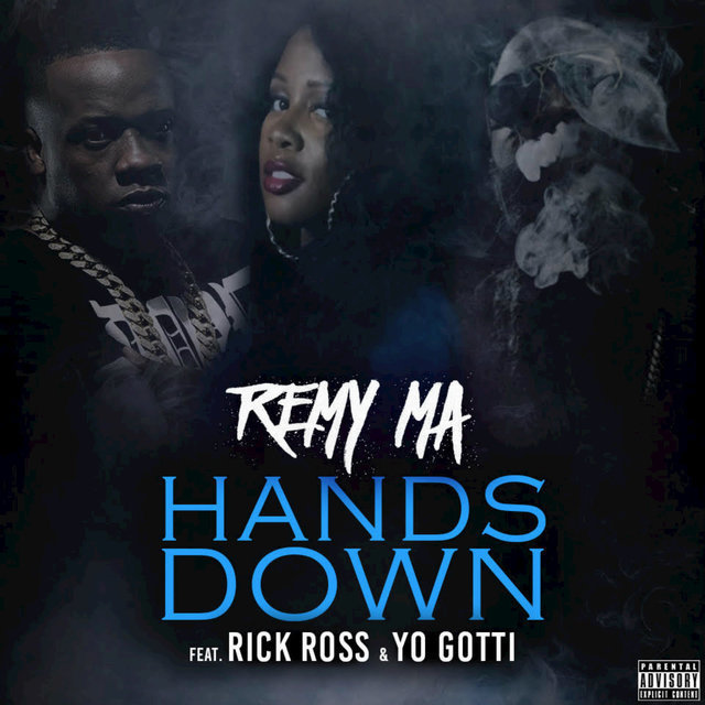 Hands Down (feat. Rick Ross, Yo Gotti) - Single