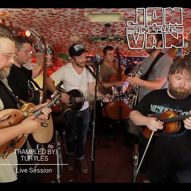 Jam in the Van - Trampled by Turtles (Live Session)