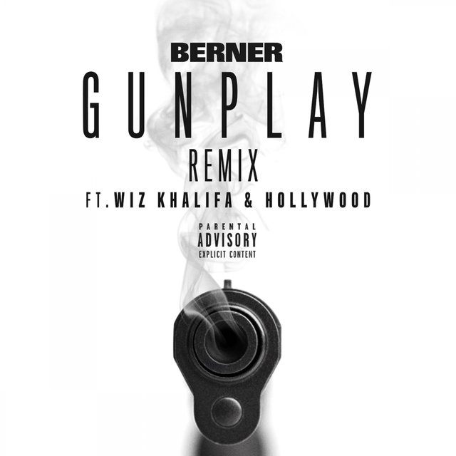 Gunplay (Remix) [feat. Wiz Khalifa & Hollywood] - Single