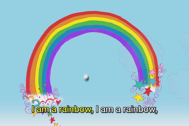 I Am a Rainbow (Lyric Video)
