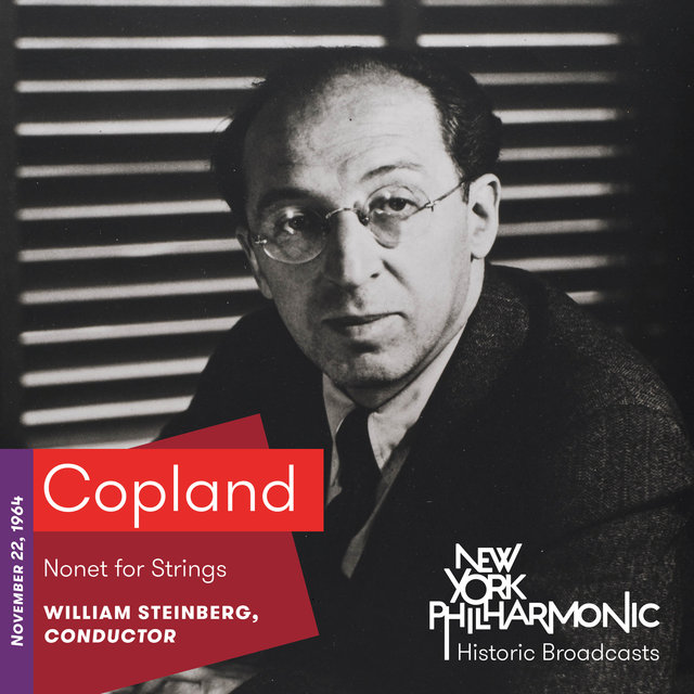 Copland: Nonet for Strings (Recorded 1964)