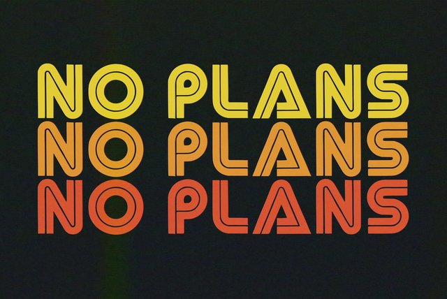 No Plans (Lyric Video)