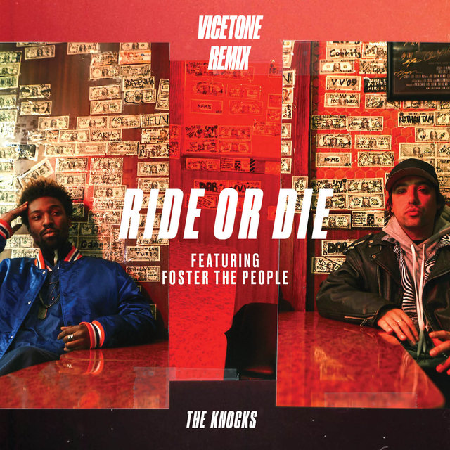 Ride Or Die (feat. Foster The People) [Vicetone Remix]