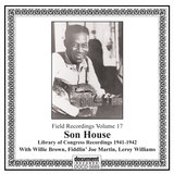 Son House Library of Congress Recordings 1941-1942
