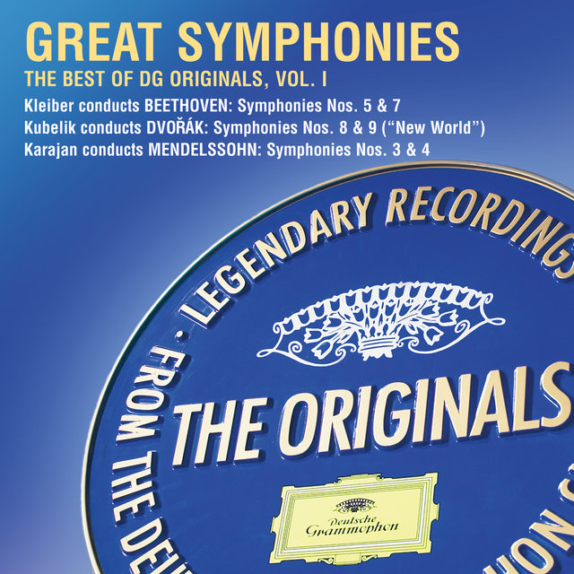Great Symphonies: The Best of DG Originals