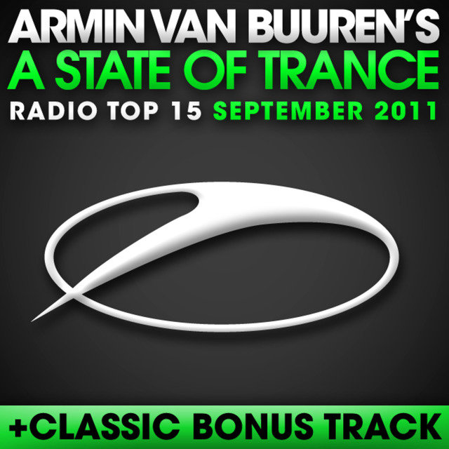 A State Of Trance Radio Top 15 - September 2011