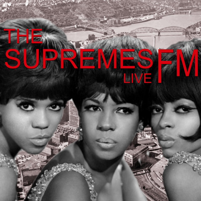 The Supremes Live FM
