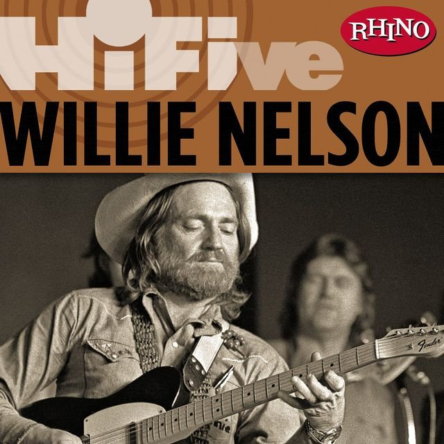 Rhino Hi-Five: Willie Nelson