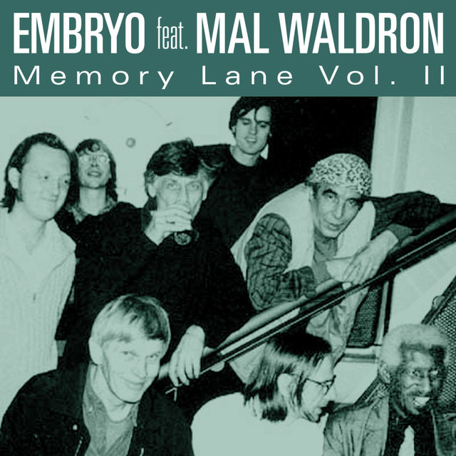 Memory Lane (feat. Mal Waldron) (Vol. II)