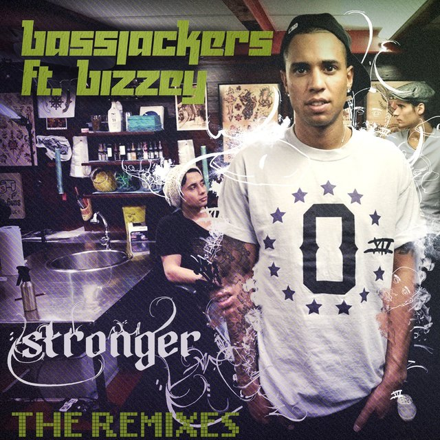 Stronger (feat. Bizzey) [The Remixes]