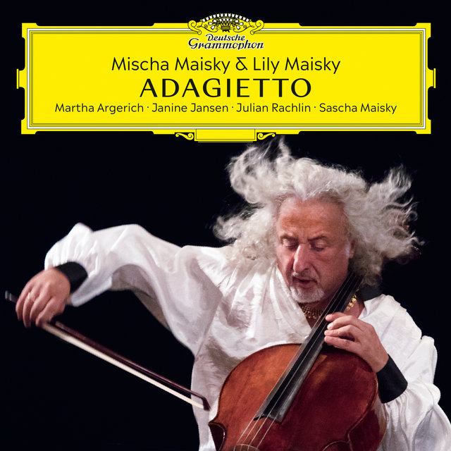 J.S. Bach: Concerto in D Minor, BWV 974, 2. Adagio (Arr. for Cello and Piano by Mischa Maisky)