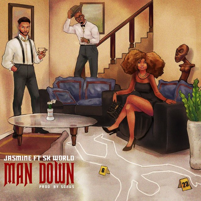 Man Down (feat. SK World)