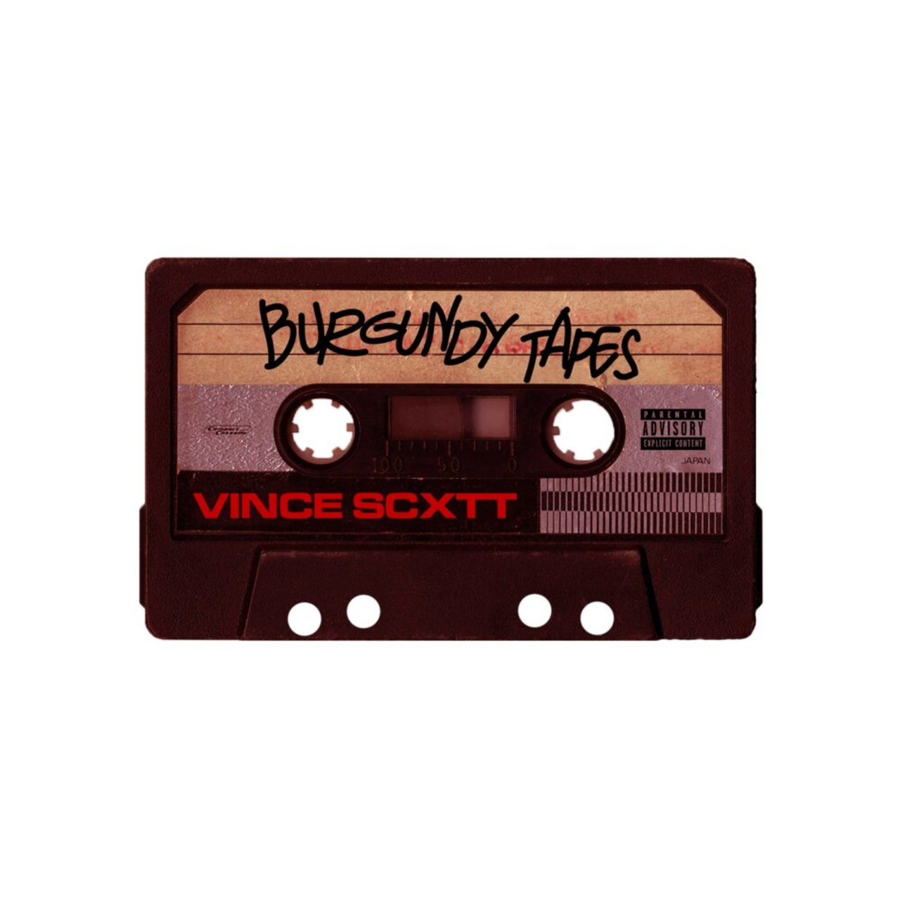 Burgundy Tapes