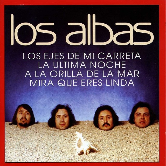 Singles Collection : Los Albas