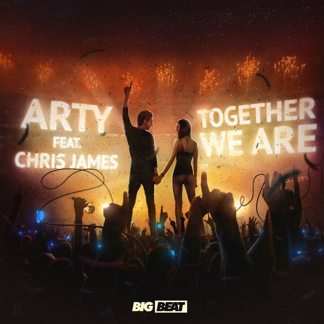 Together We Are (feat. Chris James) [Remixes]