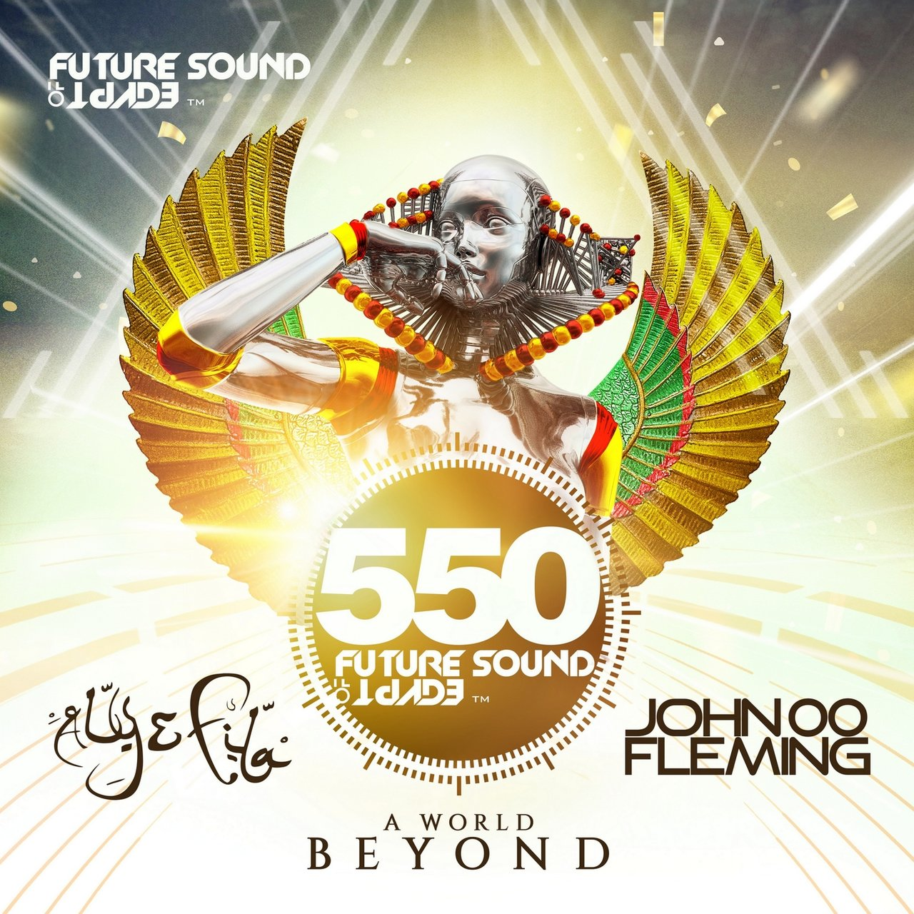 Future Sound of Egypt 550