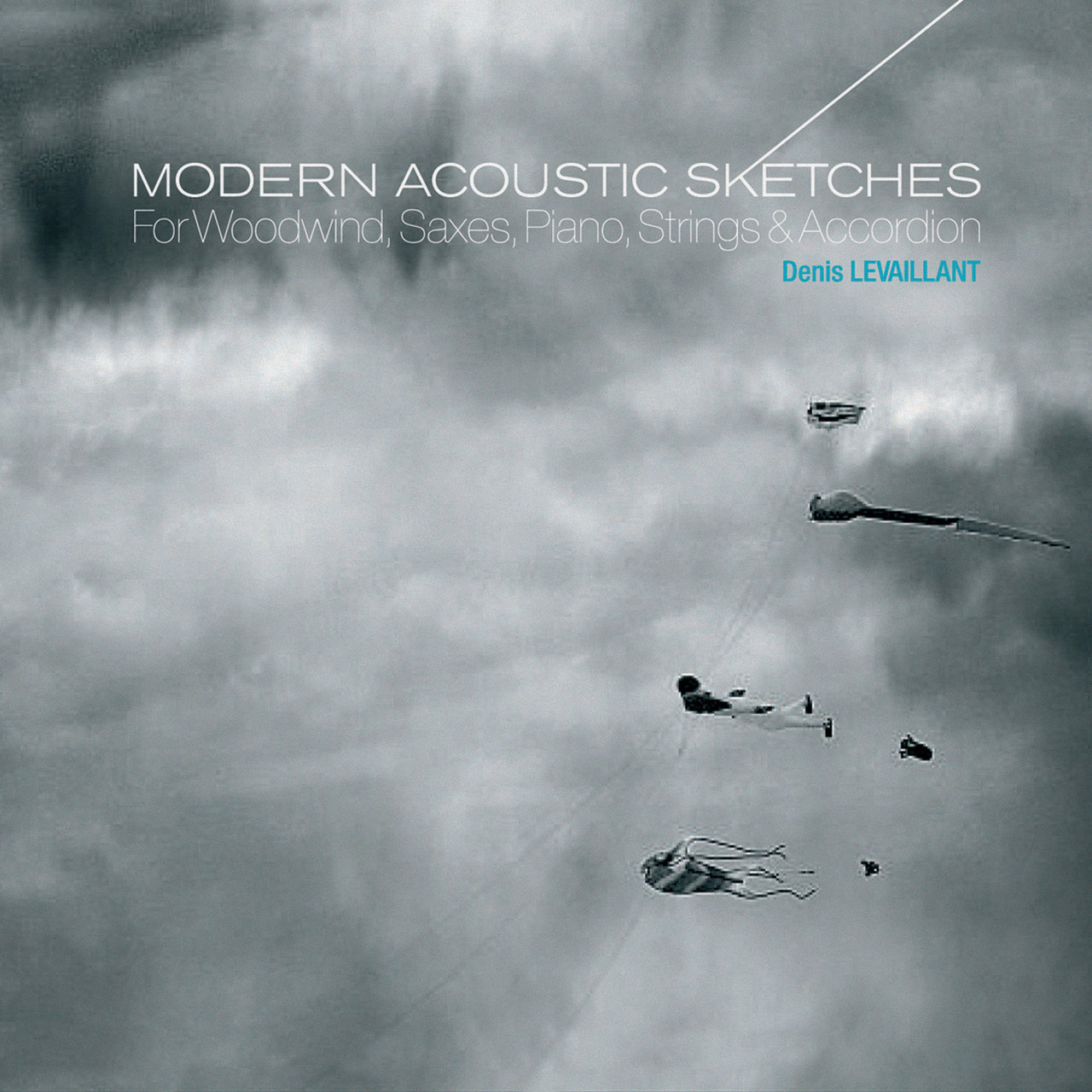 Modern Acoustic Sketches - For Woodwind, Saxes, Piano, Strings & Accordion