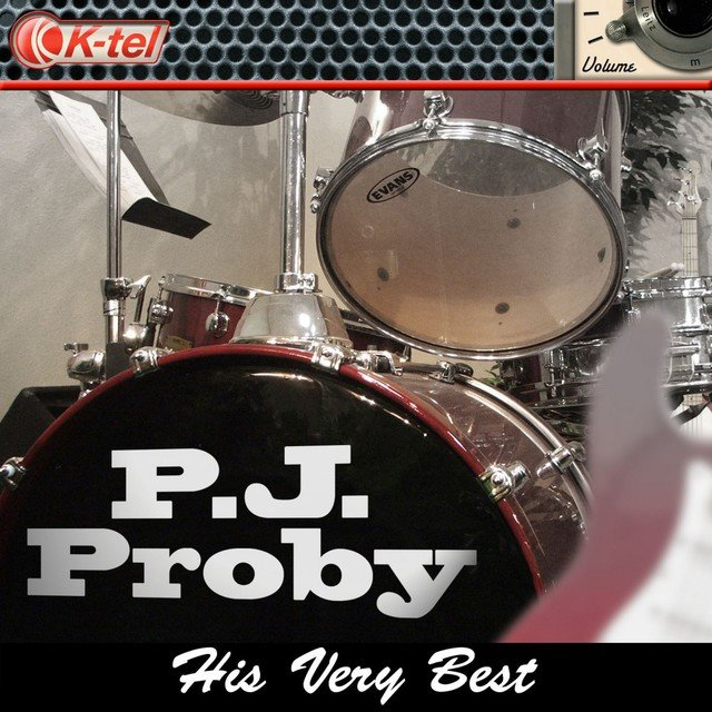 P.J. Proby - His Very Best