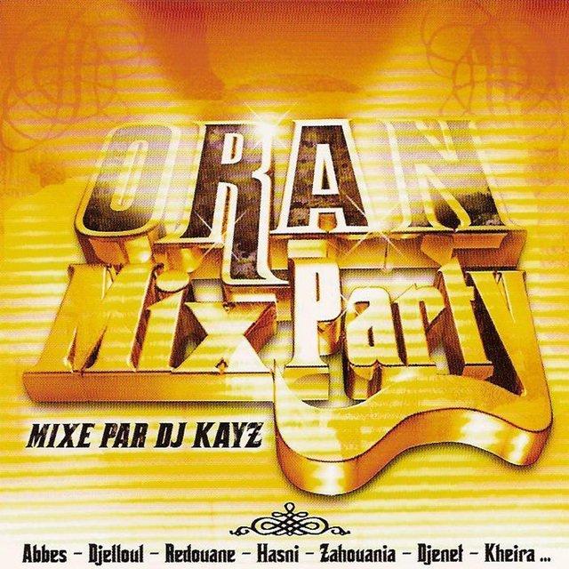 dj kayz oran mix party 5