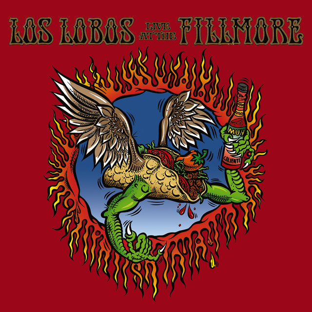 Los Lobos: Live At The Fillmore