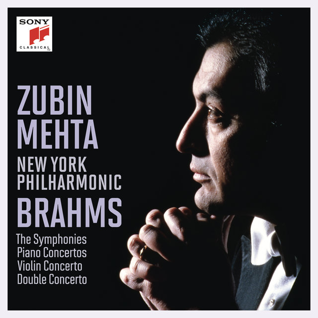 Zubin Mehta Conducts Brahms