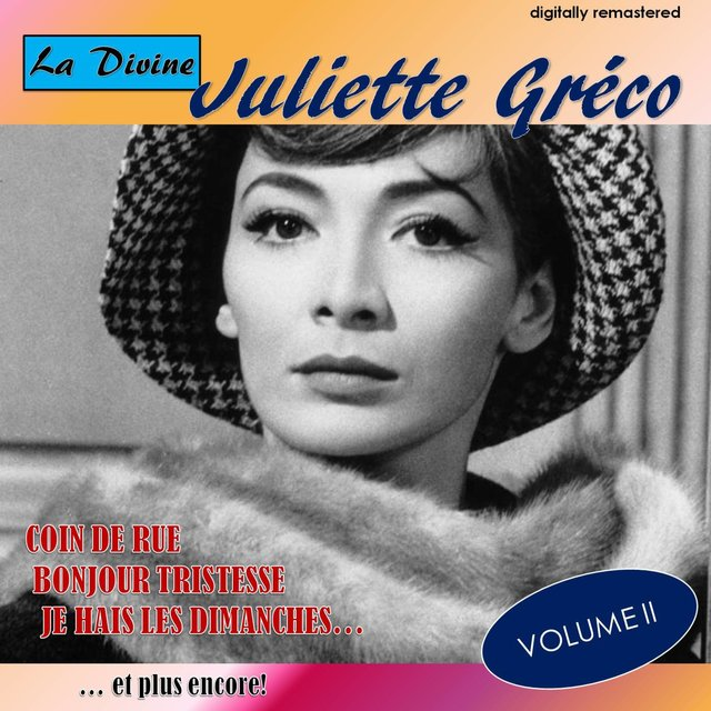 La Divine Juliette Gréco, Vol. 2 (Digitally Remastered)