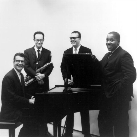 The 1987 Dave Brubeck Quartet