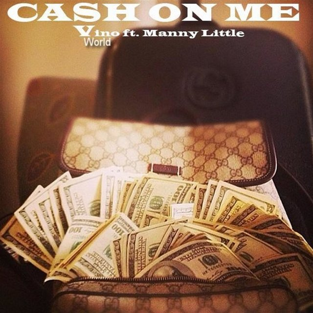 Cash on Me (feat. Manny Little)