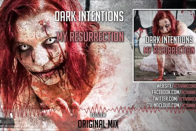 Dark Intentions - My Resurrection (Original Mix) - Official Preview (Activa Records)