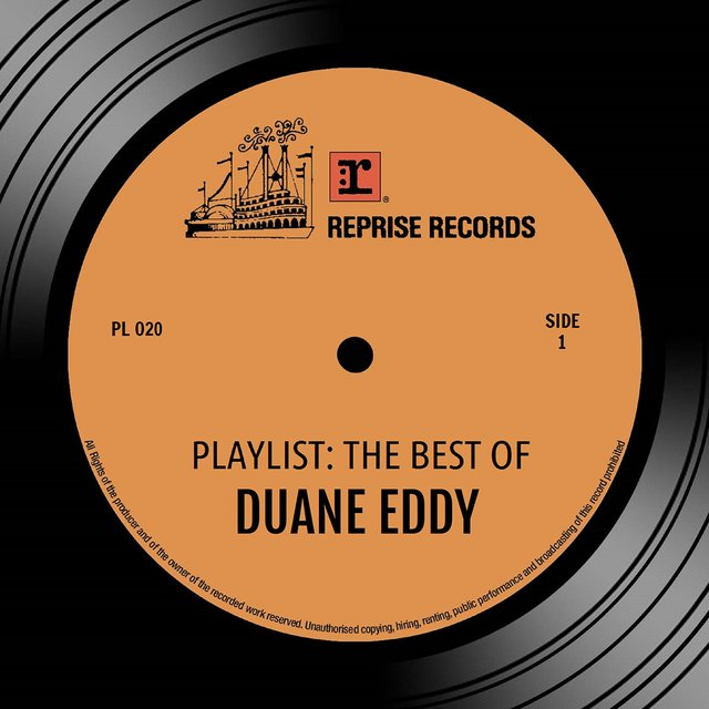 Playlist: The Best Of Duane Eddy