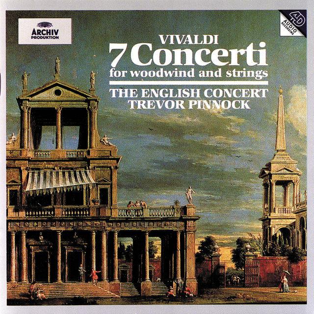 Vivaldi: 7 Concerti for woodwind and strings