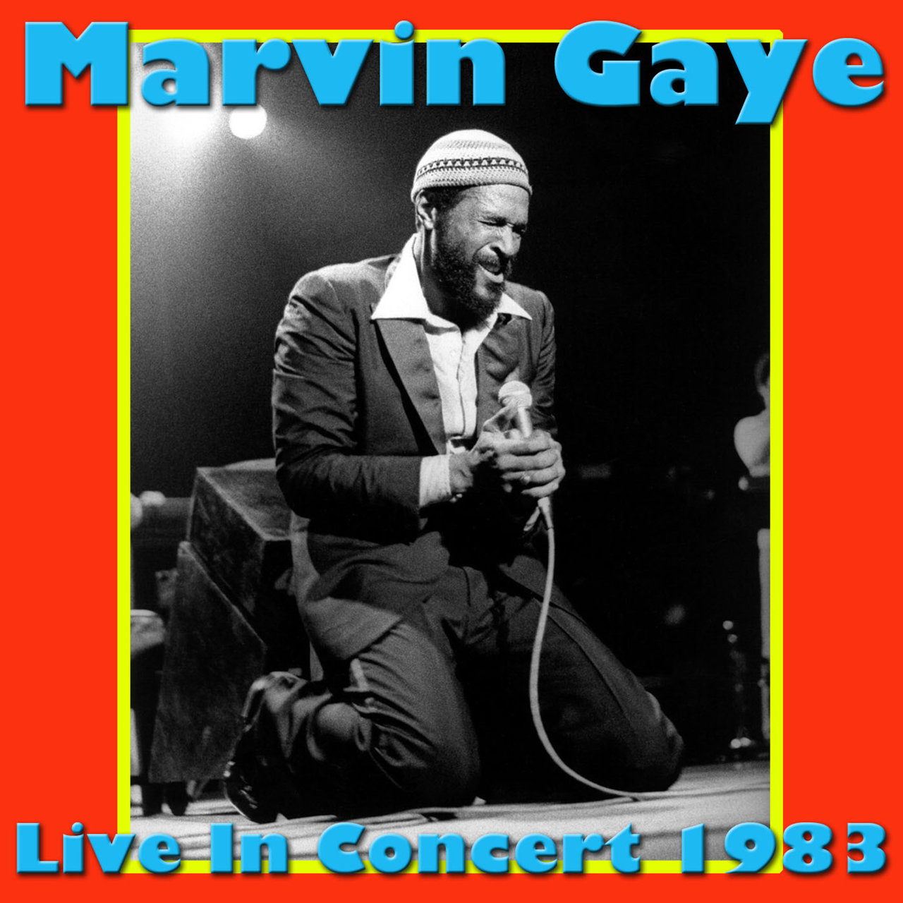 Marvin Gaye- Live In Concert 1983