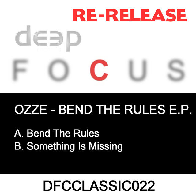 Bend The Rules EP