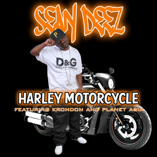 Harley Motorcycle (feat. Planet Asia & Krondon)