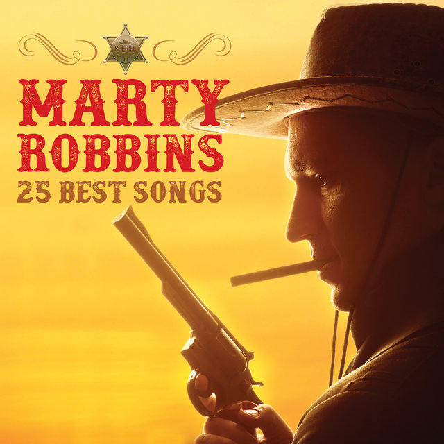 Marty Robbins 25 Best Songs