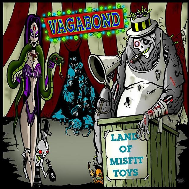 Land of Misfit Toys