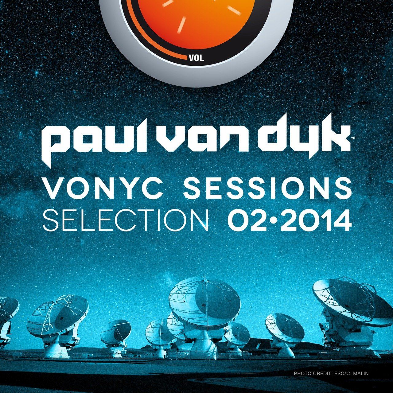VONYC Sessions Selection 2014-02