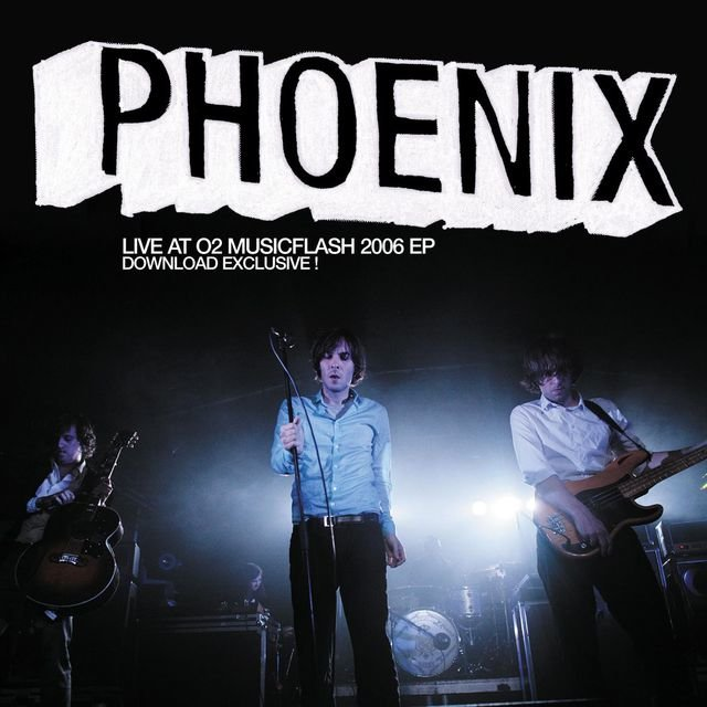 Phoenix O2 Music Flash 2006