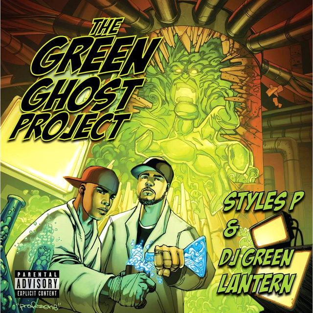 The Green Ghost Project
