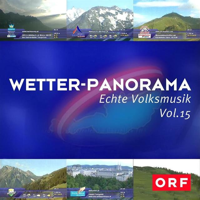 Listen To Orf Wetter Panorama Vol15 By Various Artists On Tidal