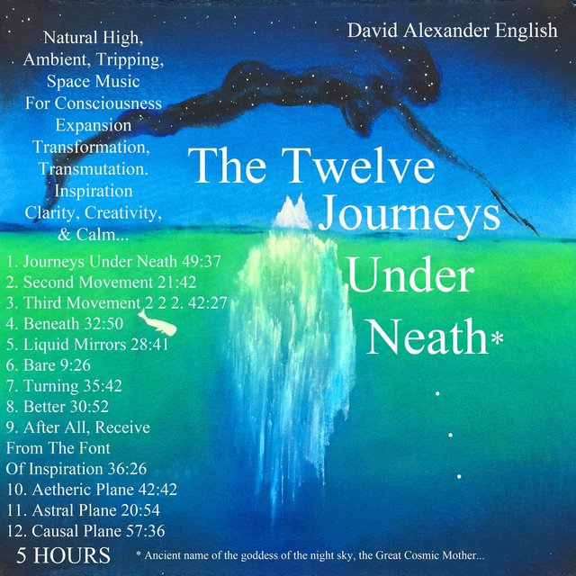 The Twelve Journeys Under Neath