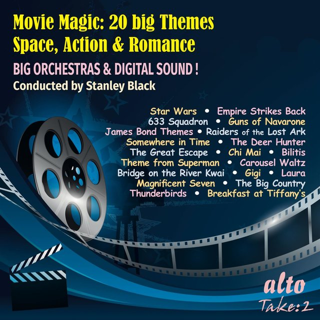 Movie Music: 20 Big Themes - Space – Action - Romance