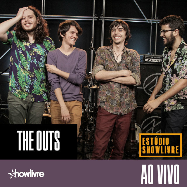The Outs no Estúdio Showlivre