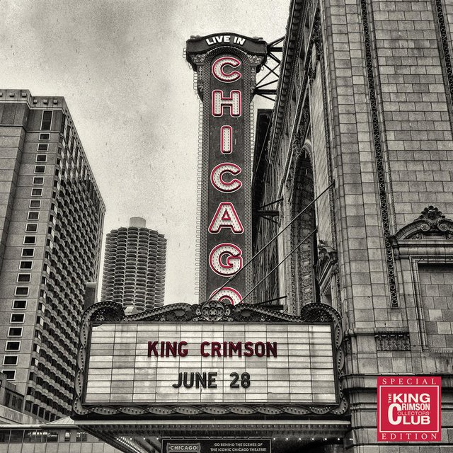 Live In Chicago, 28 June 2017 (Collector's Club Special Edition)