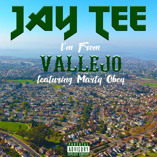 I'm from Vallejo (feat. Marty Obey)